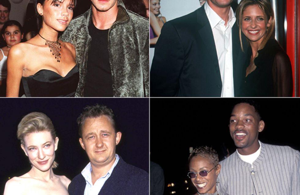 Diese 90er-Promi-Paare sind auch heute noch zusammen