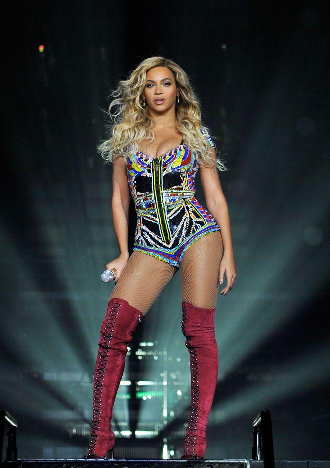 Beyonce Knowles: 04.09.1981