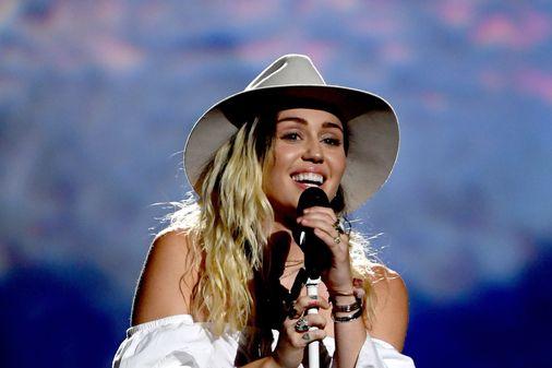 Miley Cyrus: 23. November 1992