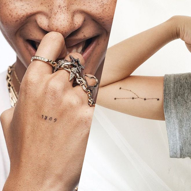 Pour quel tatouage craquer selon mon signe astrologique ?