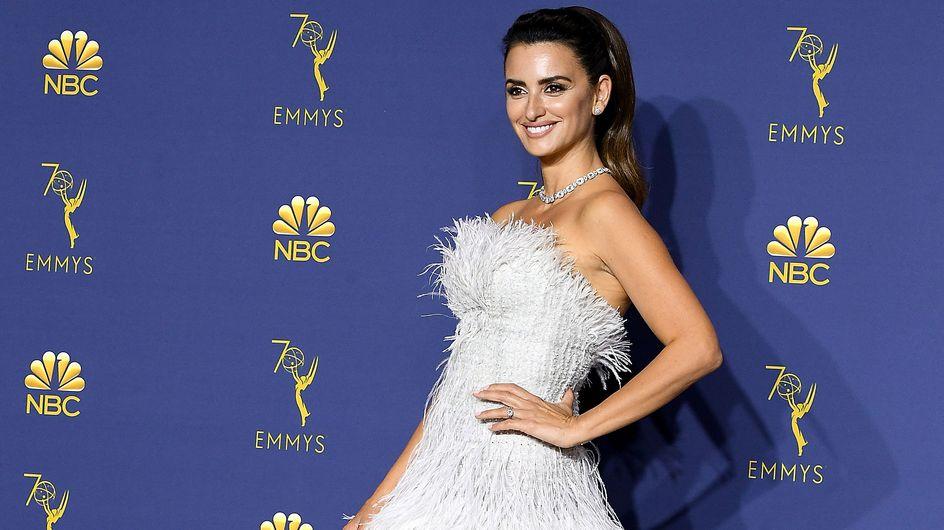 Premios Emmy 2018: los looks de la alfombra roja