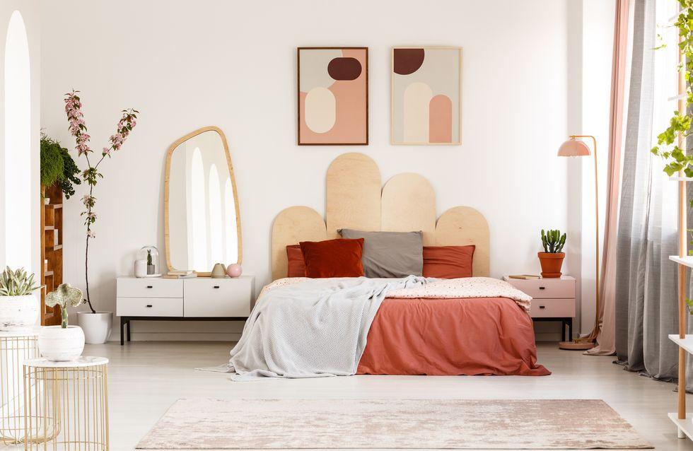 33 têtes de lit en bois pour une déco de chambre nature