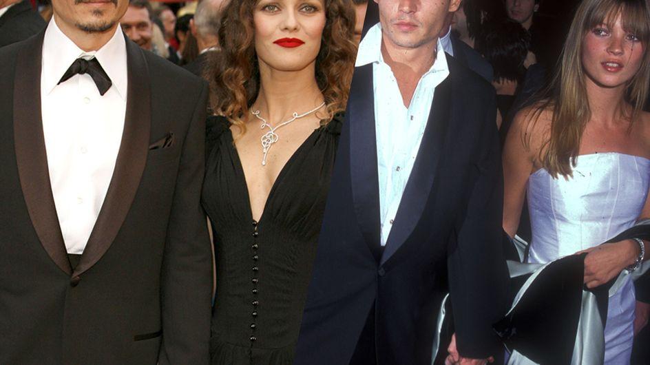 Johnny Depp : retour sur les femmes qui ont marqué sa vie