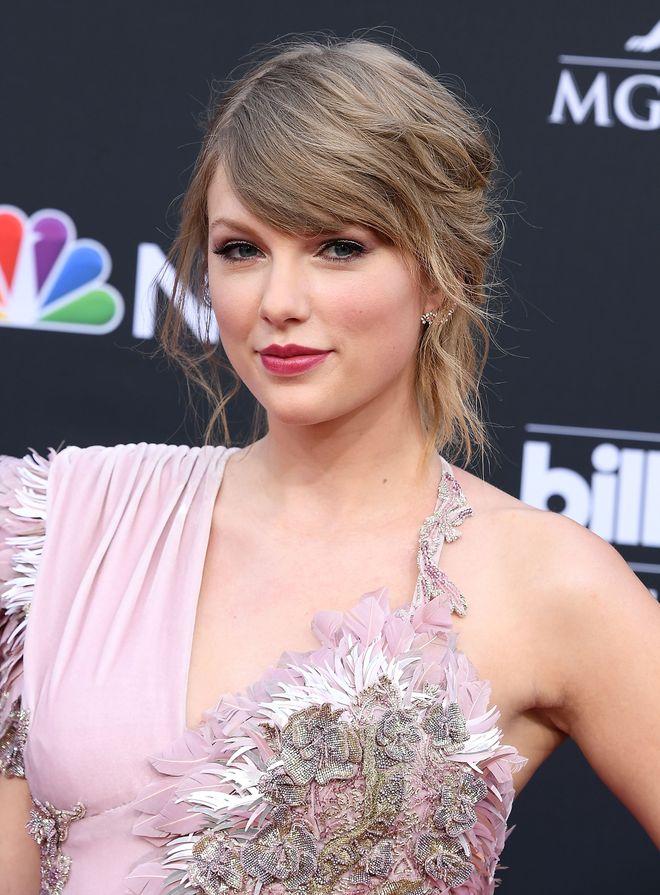 Taylor Swift que se muere de amor cada vez que ve...