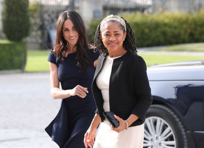 Meghan Markle and Doria Ragland: our favorite mother-daughter duo!