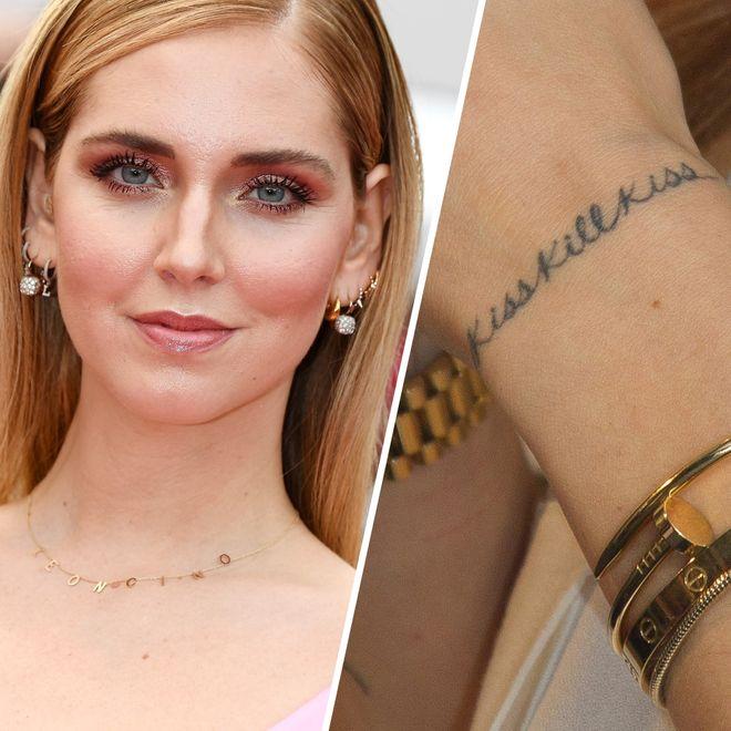 Indovina chi: riesci ad azzeccare le star proprietarie di questi tatuaggi?