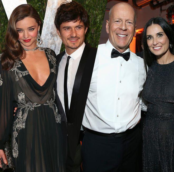 Ces ex-couples de stars sont restés amis