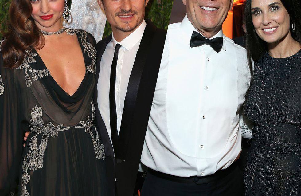 Découvrez ces ex-couples de stars qui sont restés amis