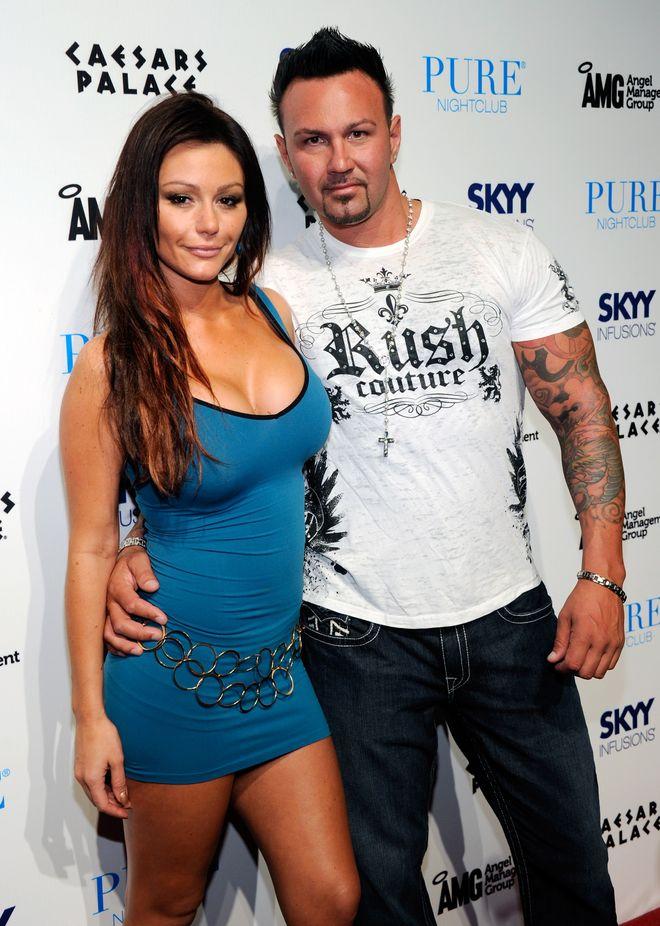 El divorcio de J Woww y Roger Mathews nos hace pensar, ¿qué famosos se llevan bien con sus ex?