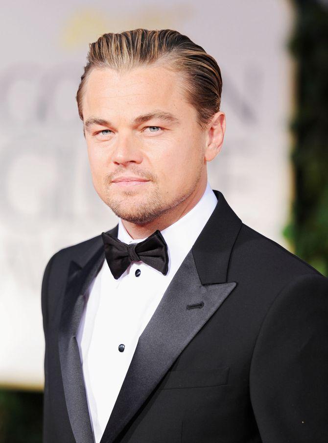 Leonardo DiCaprio, 2012