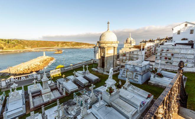 Los cementerios más bonitos e impresionantes del mundo