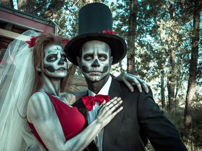 a1c711455f7d Costumi Halloween coppia: le idee più originali! : Album di foto ...