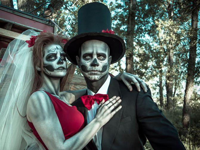 Costumi Halloween coppia: le idee più originali!