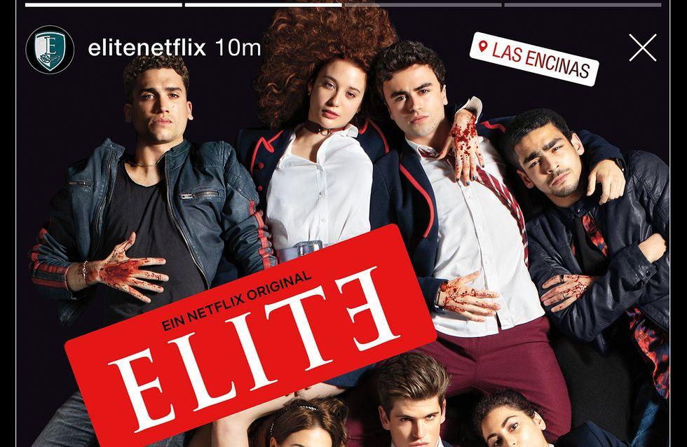 Élite: Das sind die Stars der Serie im echten Leben