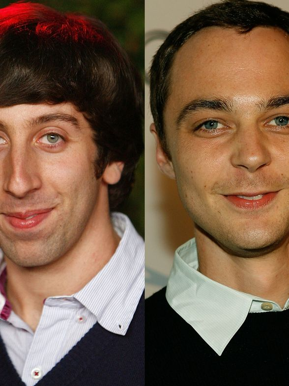 The Big Bang Theory stars: then and now