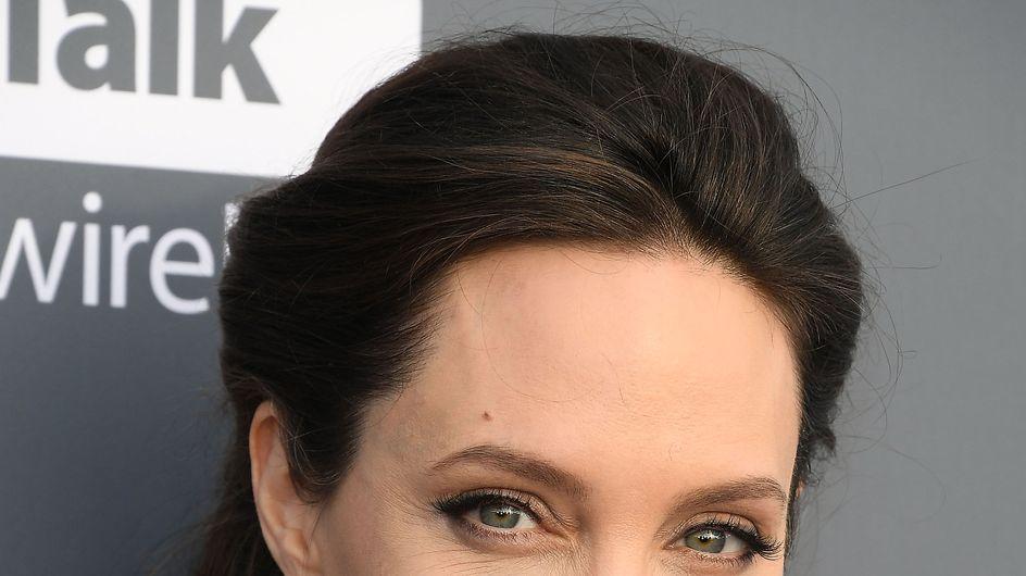 Gli outfit più belli di Angelina Jolie