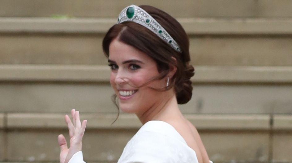 Bilder der Royal Wedding: So schön hat Prinzessin Eugenie heute geheiratet!
