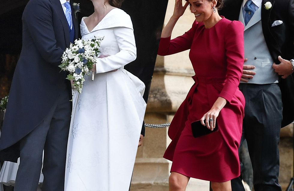 La princesse Eugenie d'York est enceinte ! Retour en images sur son mariage royal