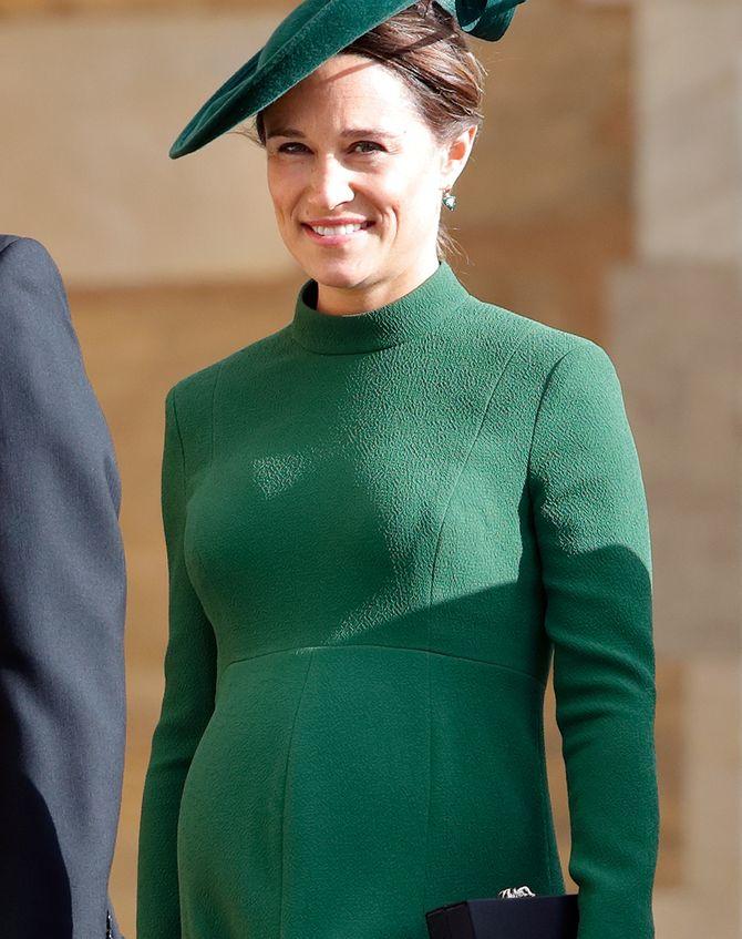 Pippa Middleton, embarazada de siete meses