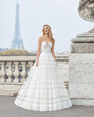 Das sind die Brautkleider-Trends 2021