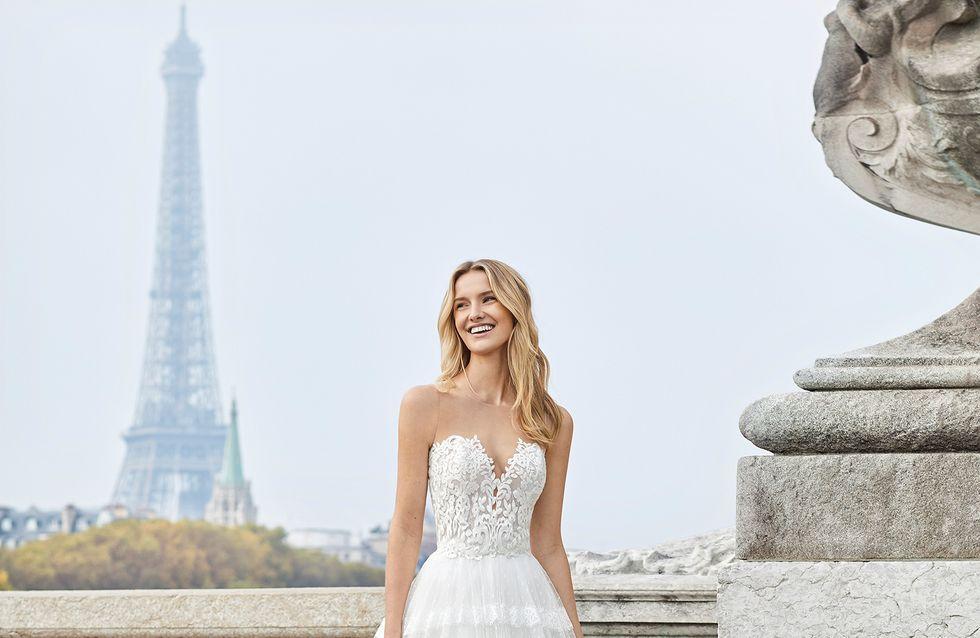 Brautkleider-Trends 2020: 4 Styles, die Bräute jetzt lieben
