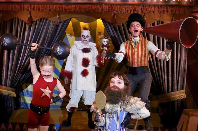Los famosos te ayudan a escoger tu disfraz de Halloween
