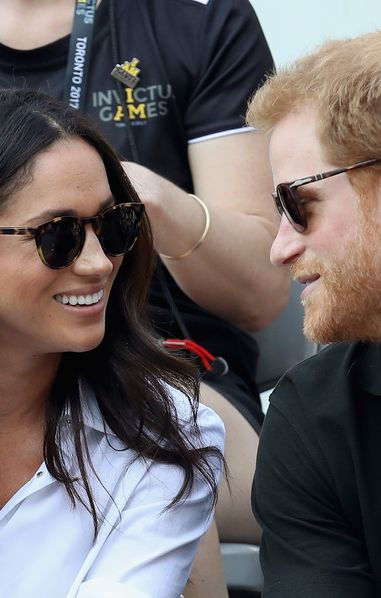 Meghan Markle and Prince Harry's cutest couple moments