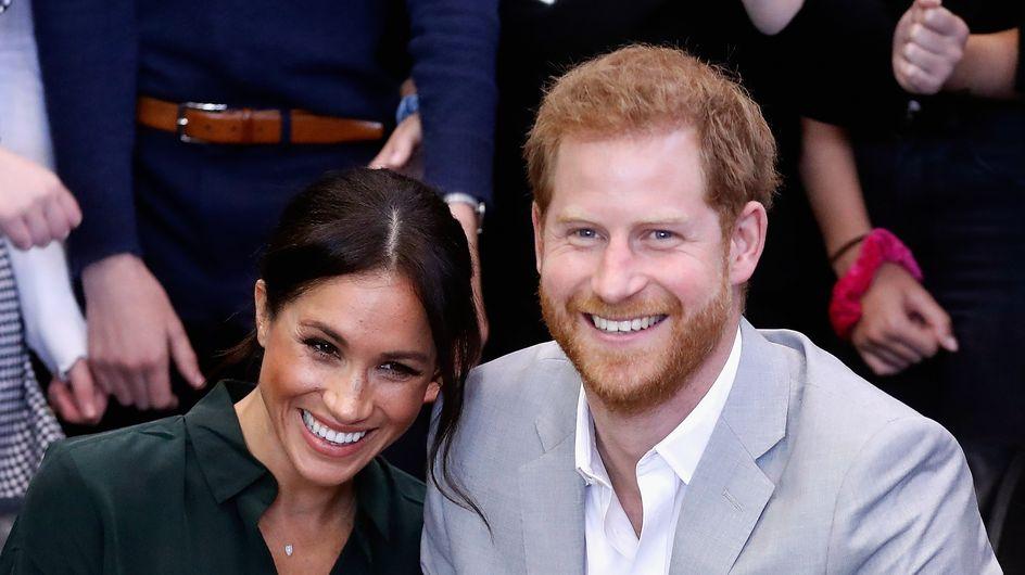 Las fotos más románticas de Meghan Markle y el príncipe Harry