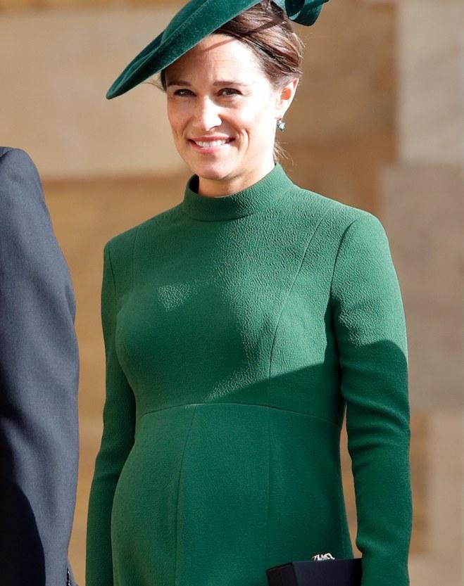 Pippa Middleton mit Babybauch