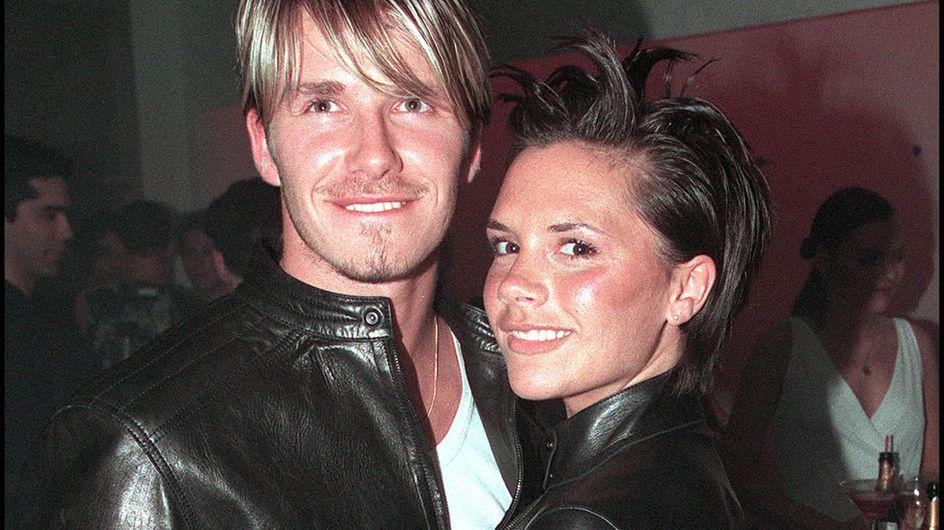 30 cute photos of Victoria and David Beckham