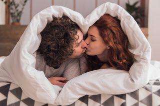 Posturas románticas para hacer el amor