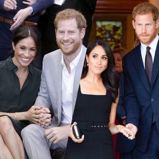 Retour sur les moments les plus romantiques de Meghan Markle et du prince Harry