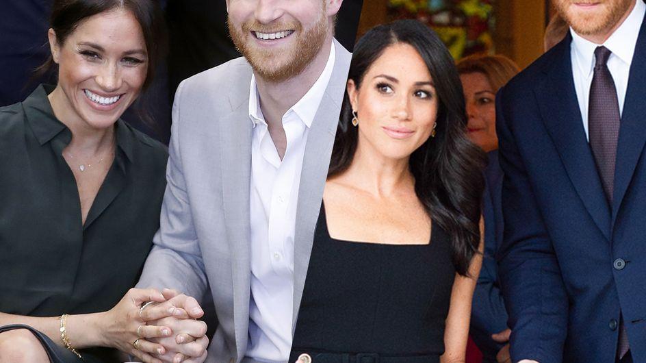 Un deuxième bébé en route ! Retour sur les moments les plus romantiques de Meghan et du prince Harry