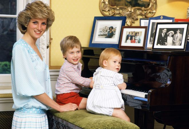 Royal babies: i principi e le principesse da piccoli