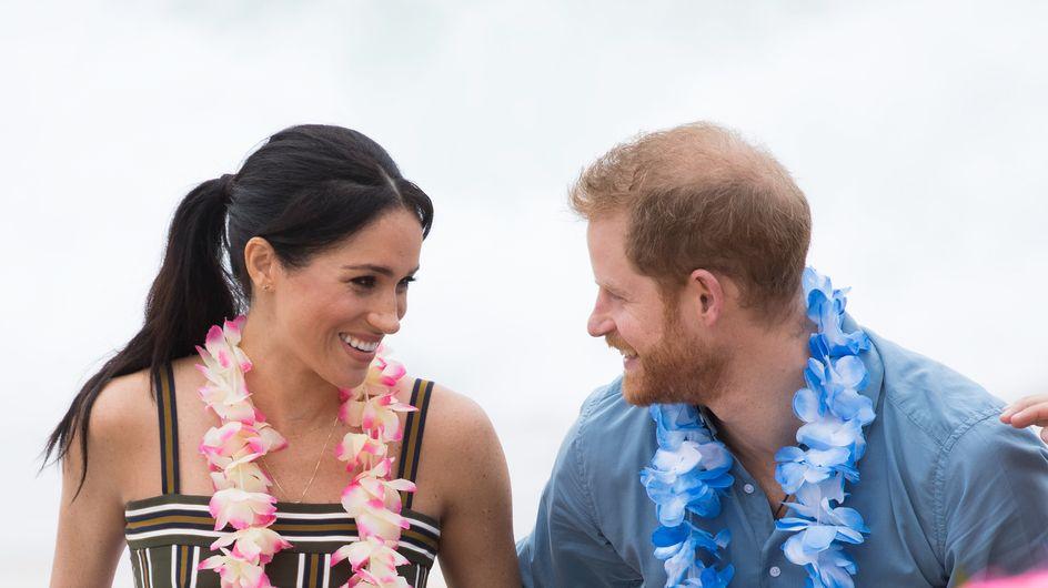 Harry e Meghan: le foto più romantiche della coppia reale