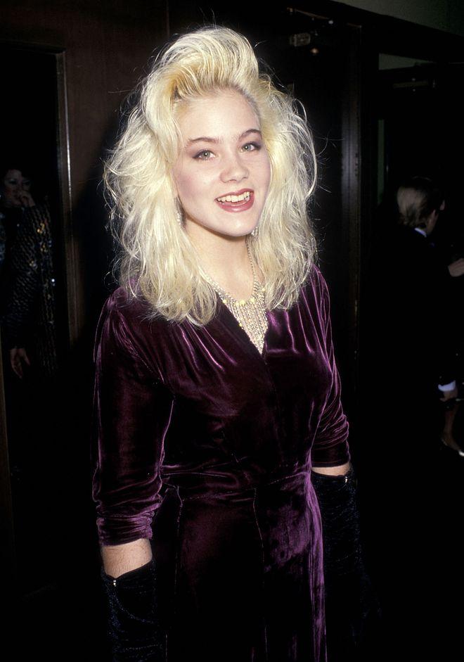 Christina Applegate, 1987