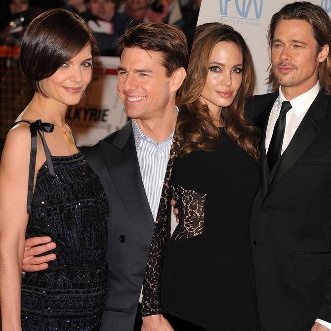 Ces ex-couples de stars qui sont toujours en guerre après le divorce