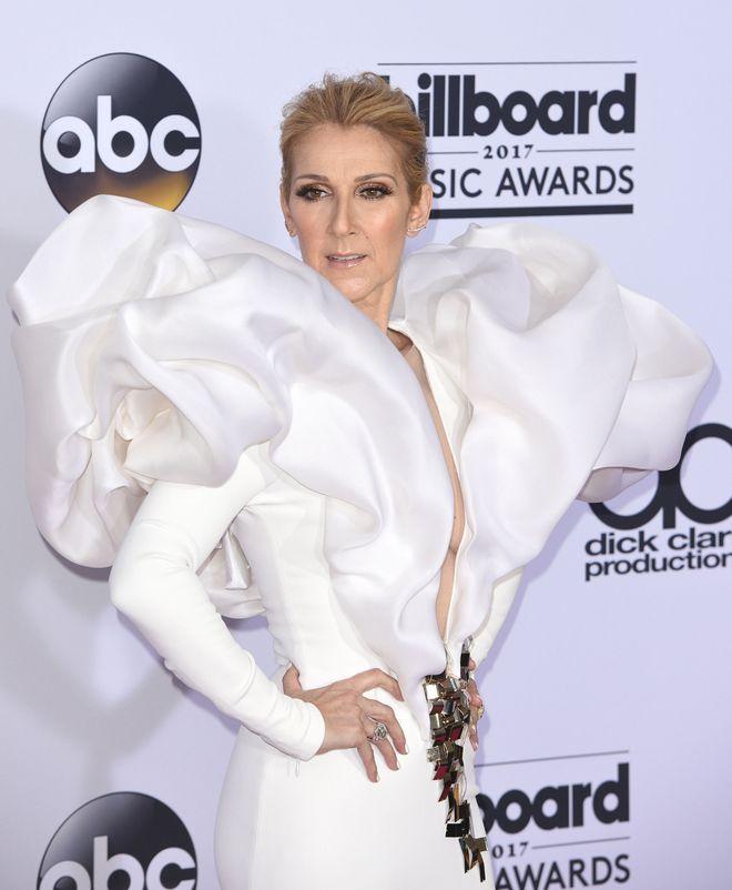 Céline Dion: una vita di outfit da sogno