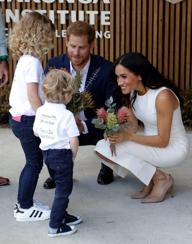 Meghan und Harry: Diese Fotos zeigen, dass sie wunderbare Eltern sein werden!