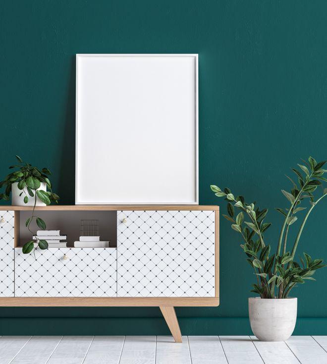 Les plus beaux murs colorés pour égayer une pièce