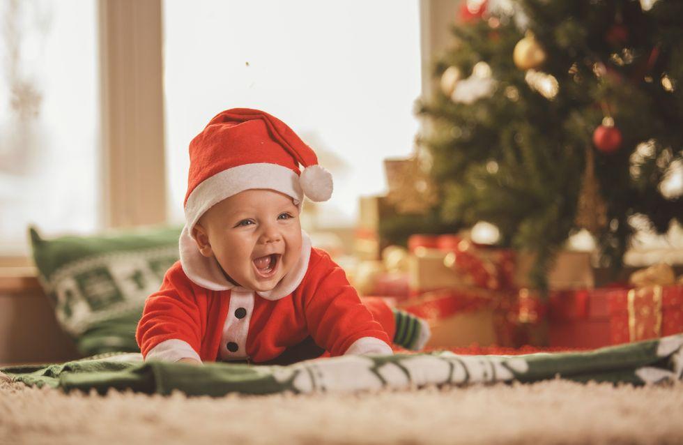 Les plus jolis pyjamas de Noël pour mon bébé