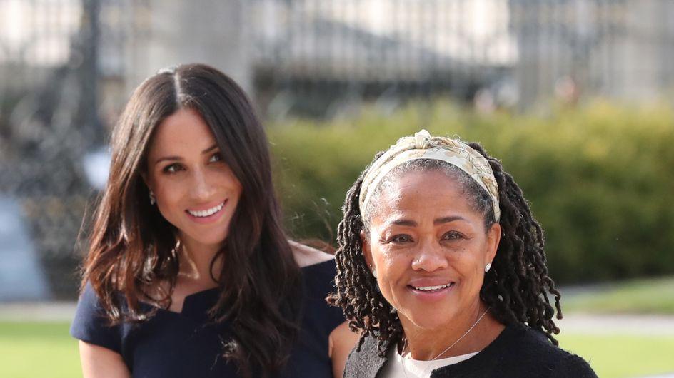 Das schönste Mutter-Tochter-Duo: Meghan Markle und Doria Ragland