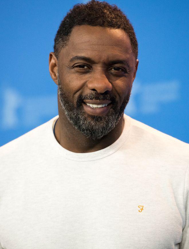 Idris Elba ha sido elegido como el hombre más sexy de 2018