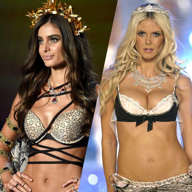 Zoom sur les plus beaux beauty looks des Anges Victoria's Secret depuis 1995
