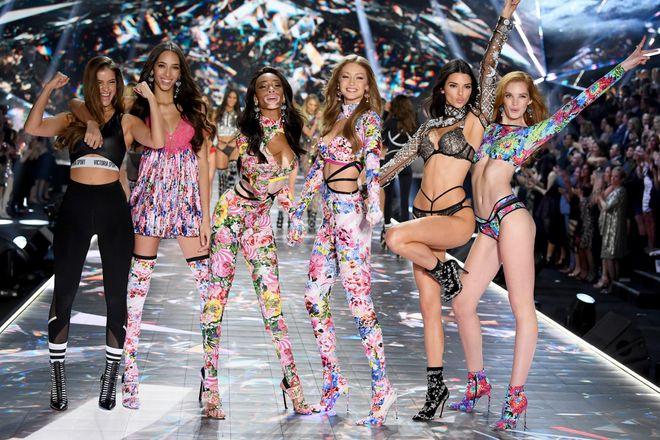 Die Victoria's Secret Fashion Show 2018 in New York