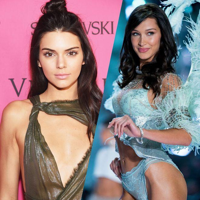 Voici à quoi ressemblent les Anges Victoria's Secret sans maquillage