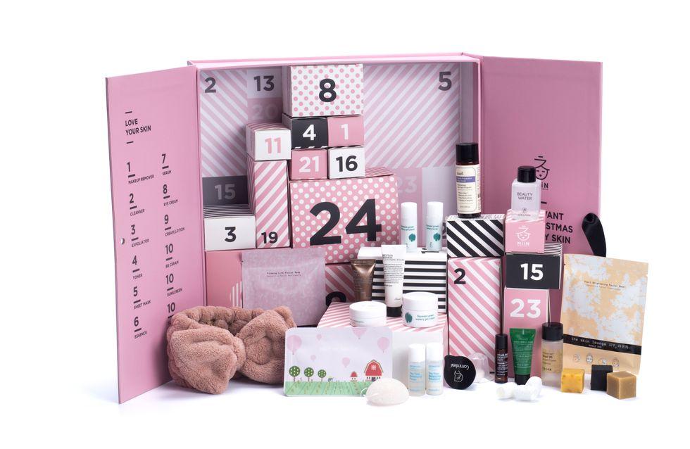 Calendarios de adviento beauty para hacer más corta la espera de Navidad