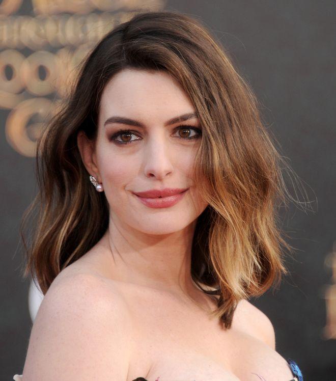 Hairstyle Story: l'evoluzione del look di Anne Hathaway