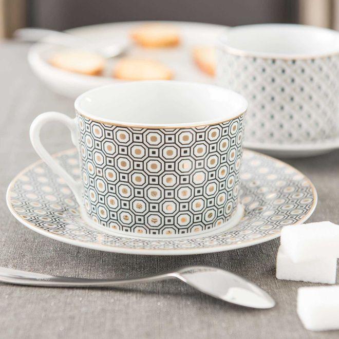 De jolies tasses à thé
