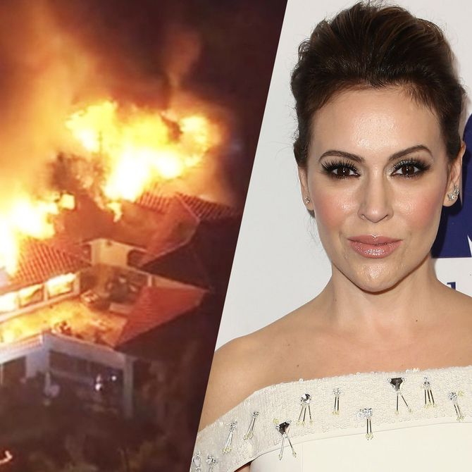 Ces stars évacuées de leur maison en raison des incendies en Californie